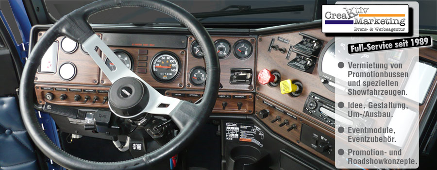 FRIGHTLINER Cockpit